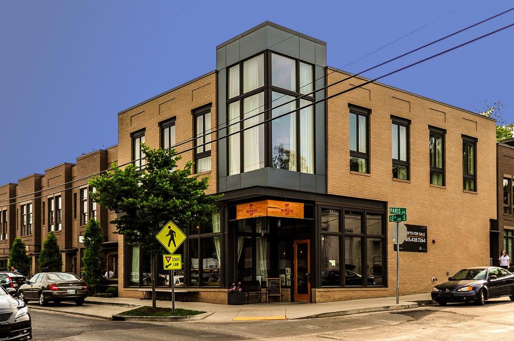 Appartement en copropriété pour l Vente à Stylish 12 South Condo 1205 Paris #201 Nashville, Tennessee 37212 États-Unis