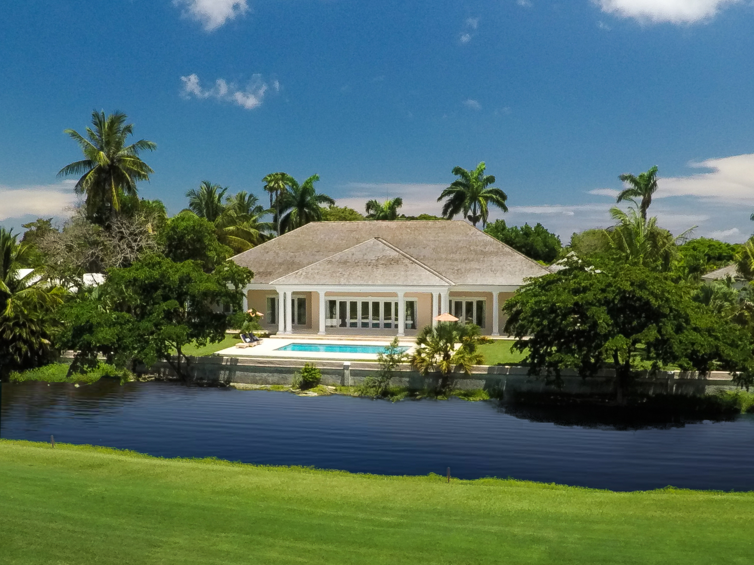Single Family Home for Sale at Coralina Lyford Cay, Nassau And Paradise Island, Bahamas