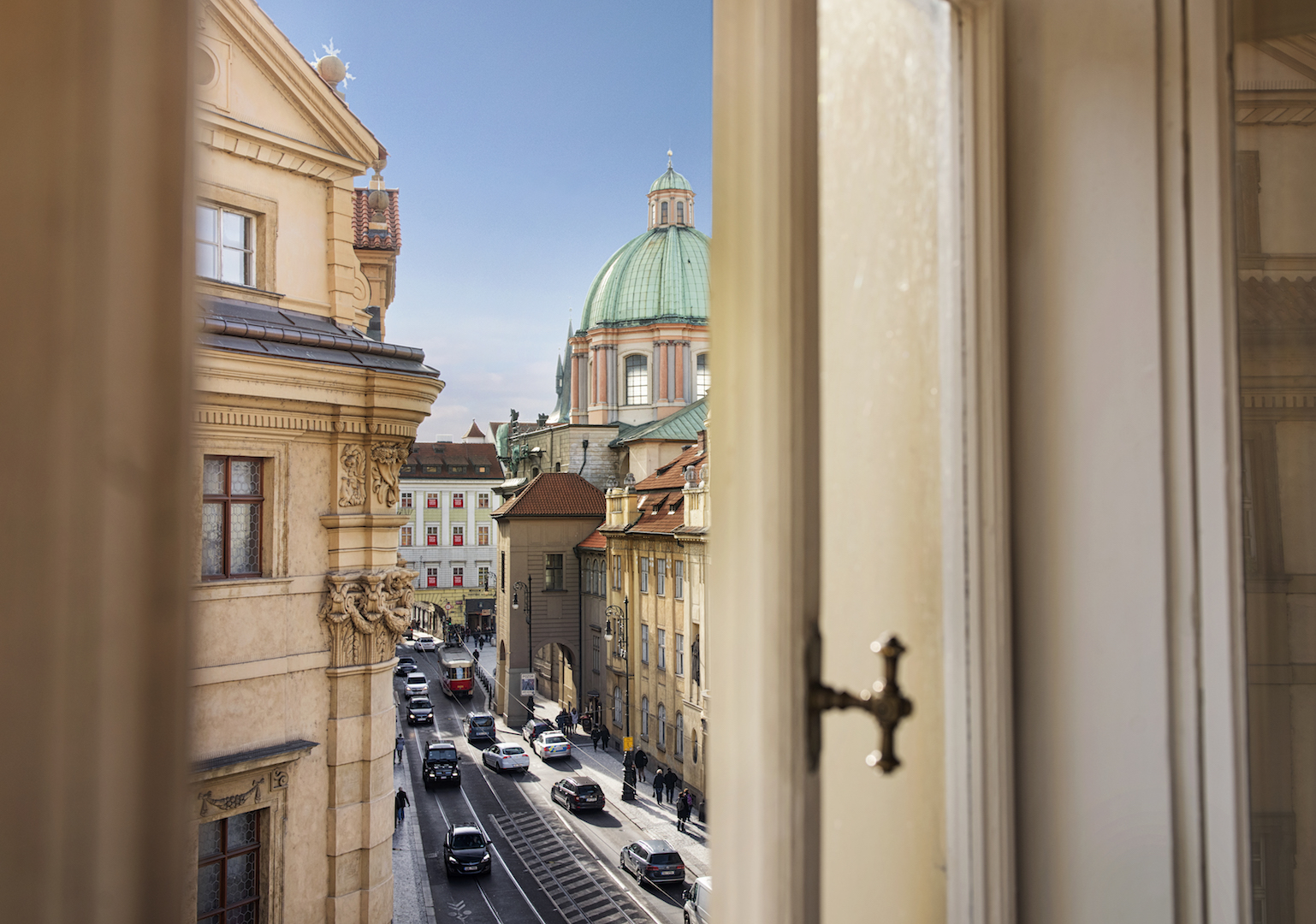 Apartment for Sale at Old Town Apartment in an Attractive City Center Platnerska 7 Prague, Prague, 11000 Czech Republic