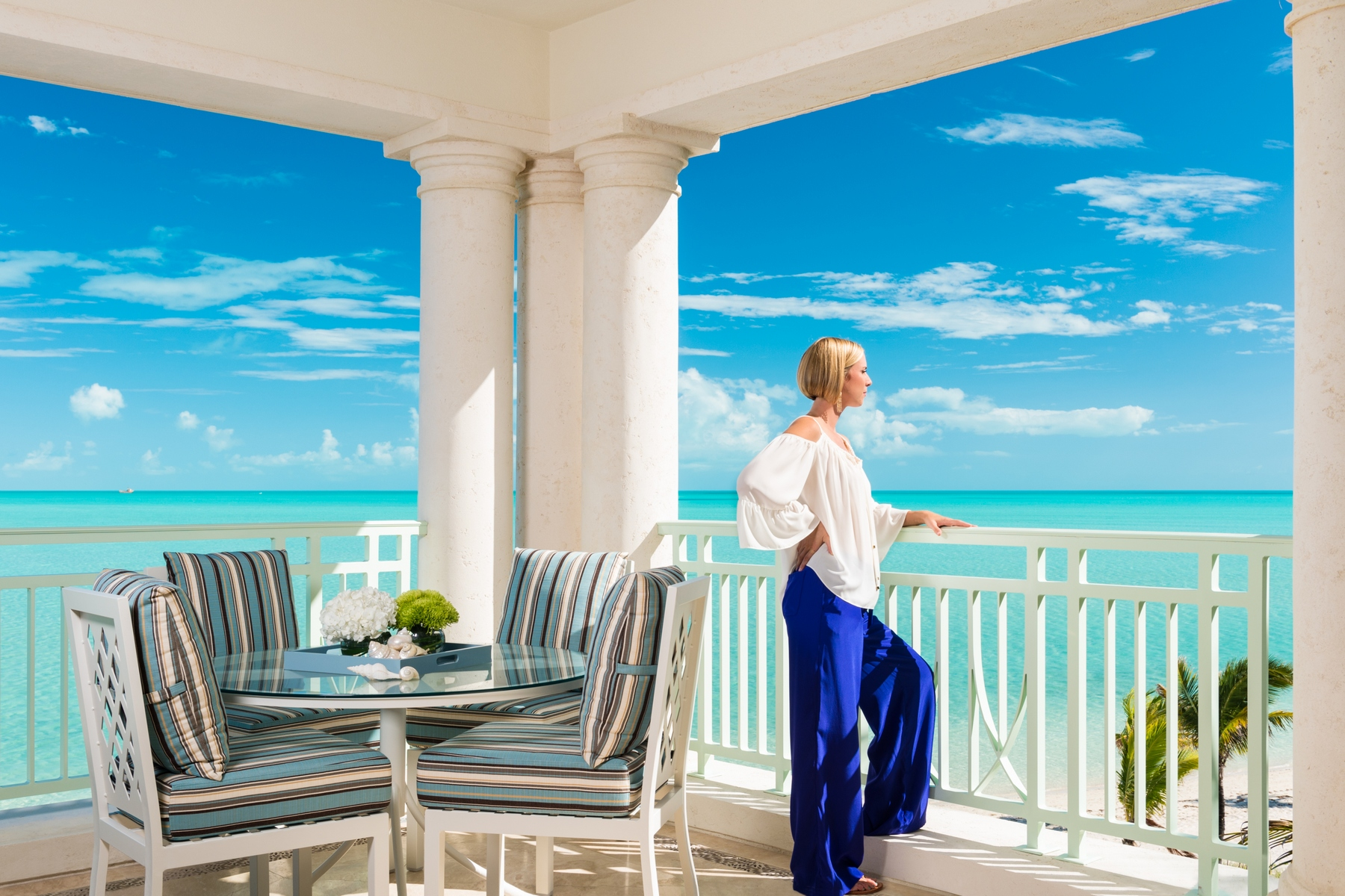 Additional photo for property listing at The Shore Club ~ Suite 1101.02.03 Beachfront Long Bay, Providenciales TCI Îles Turques Et Caïques