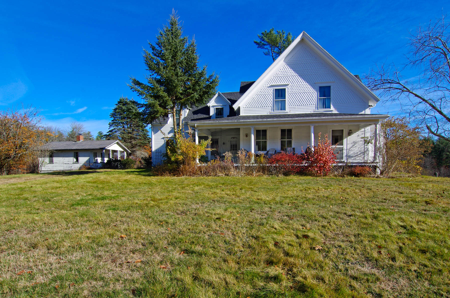 Частный односемейный дом для того Продажа на 79 Sidelinger Road Nobleboro, Мэн, 04555 Соединенные Штаты