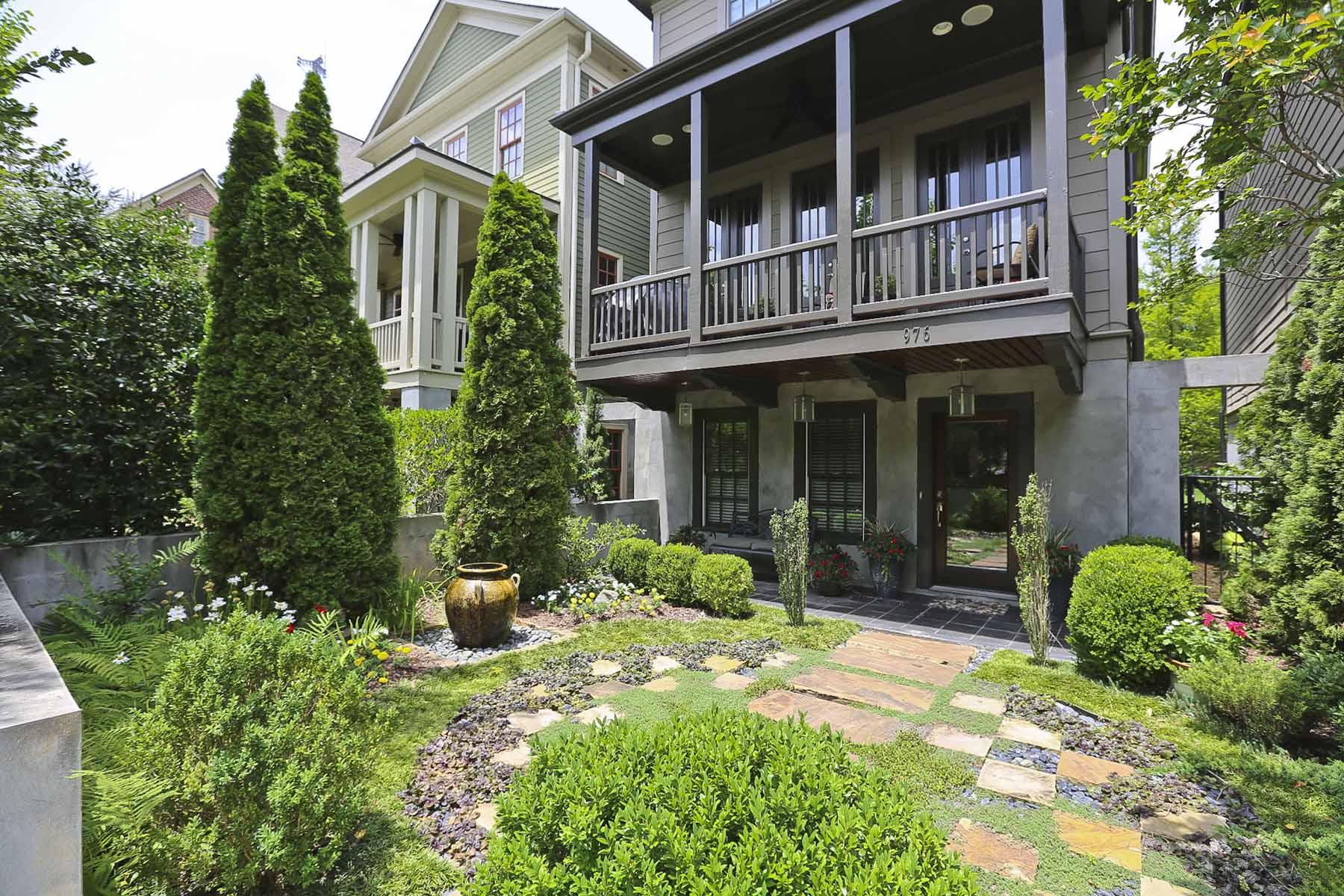 Maison unifamiliale pour l Vente à Gorgeous City Home 976 N Ormewood Park Drive Atlanta, Georgia 30316 États-Unis