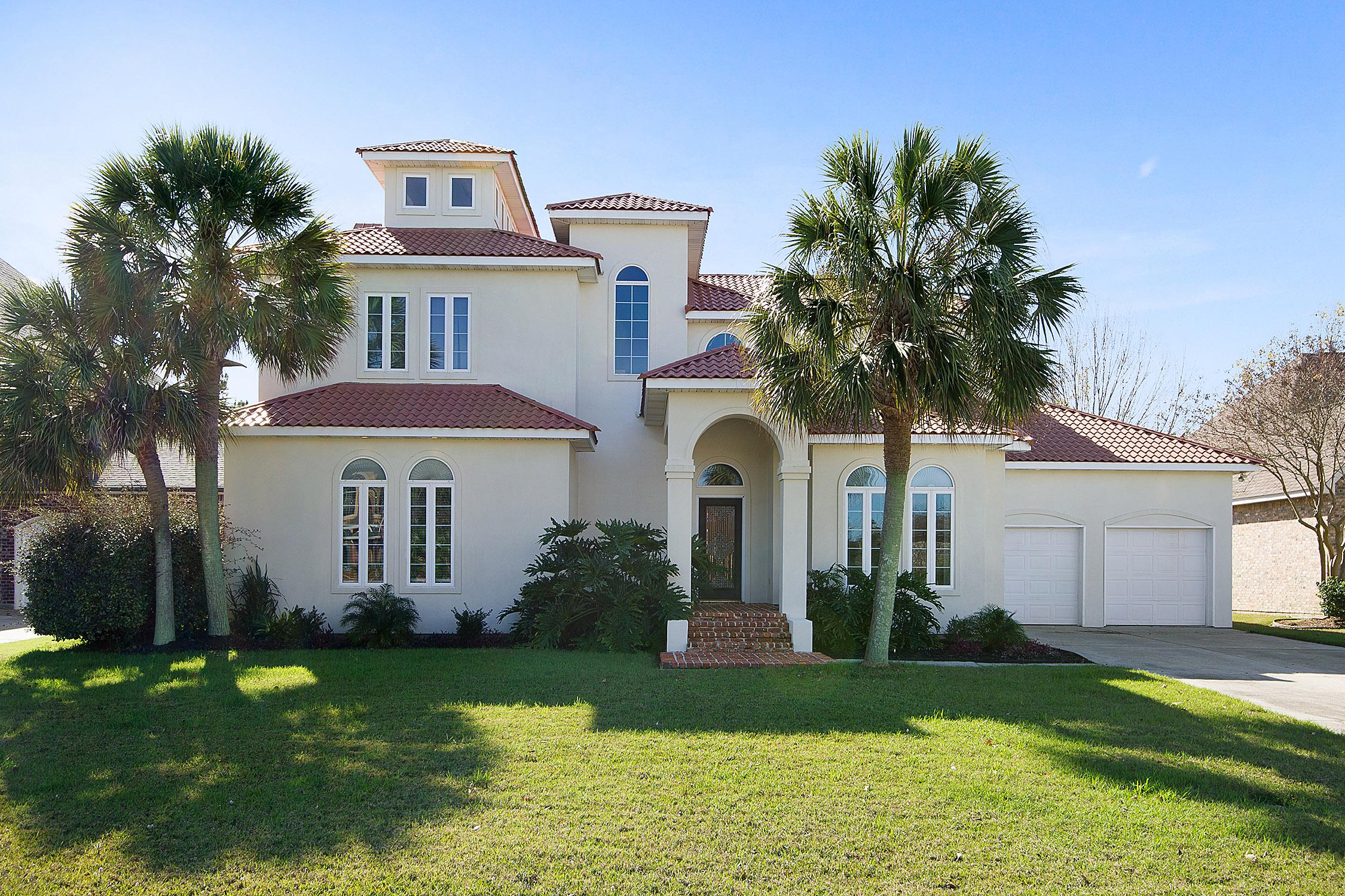 Maison unifamiliale pour l Vente à 12 Harbor Cove Slidell, Louisiana, 70458 États-Unis