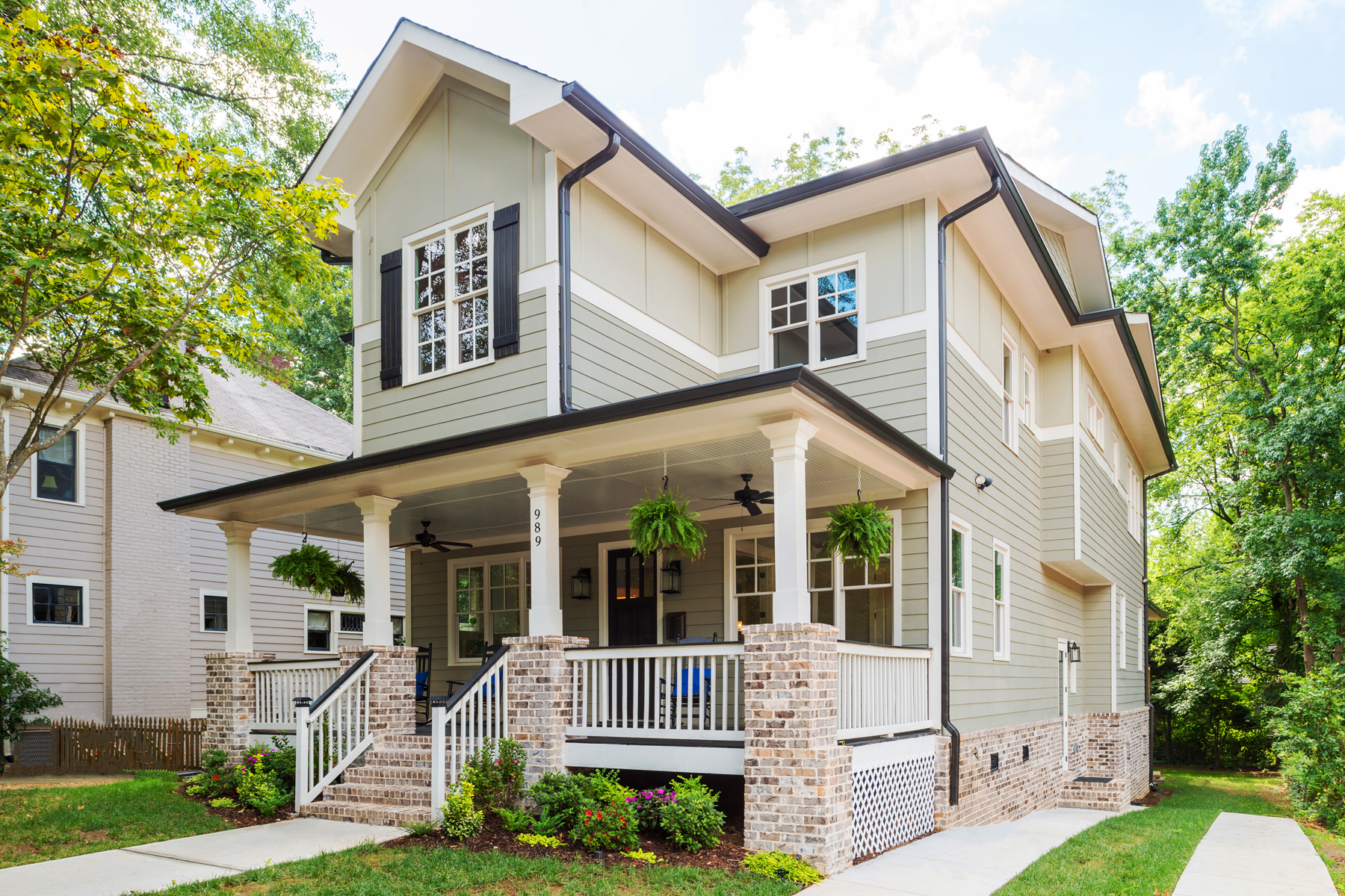 sales property at Fabulous New Construction Blocks From Virginia Highland Village