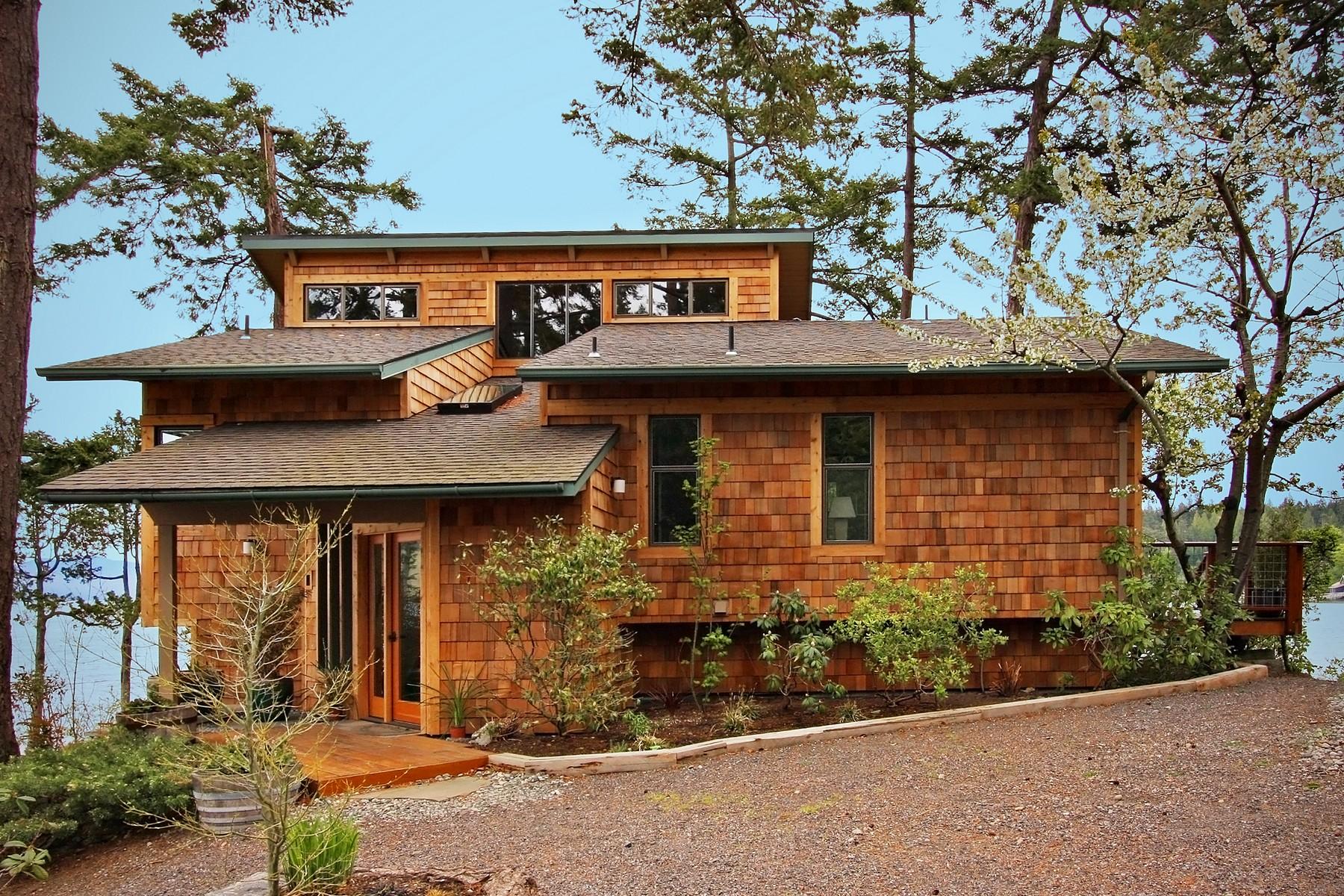 Single Family Home for Sale at Las Tres Vistas 521 Davison Head Drive Friday Harbor, Washington 98250 United States