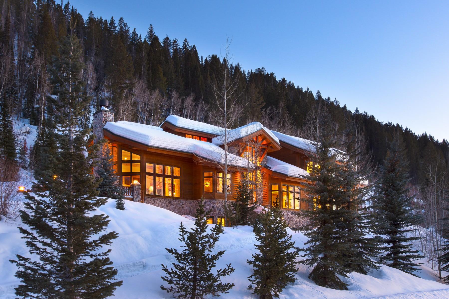 Einfamilienhaus für Verkauf beim The Sanctuary 936 Steamboat Blvd. Steamboat Springs, Colorado 80487 Vereinigte Staaten