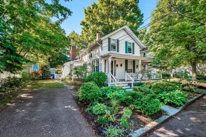 sales property at 236 Auburndale Ave Newton