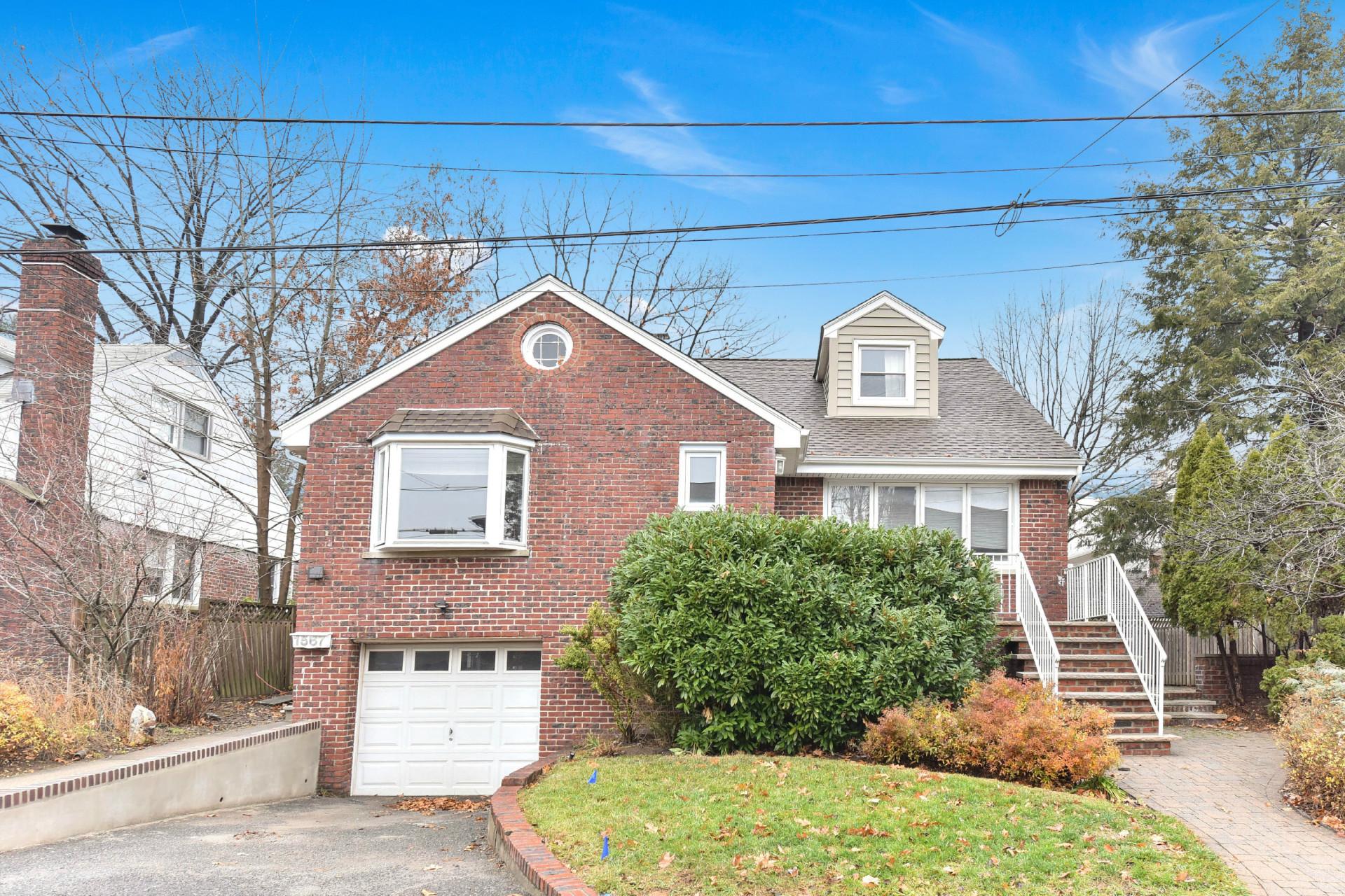 Single Family Home for Rent at Fort Lee's Best Kept Secret 1567 Aston Ter Fort Lee, New Jersey 07024 United States