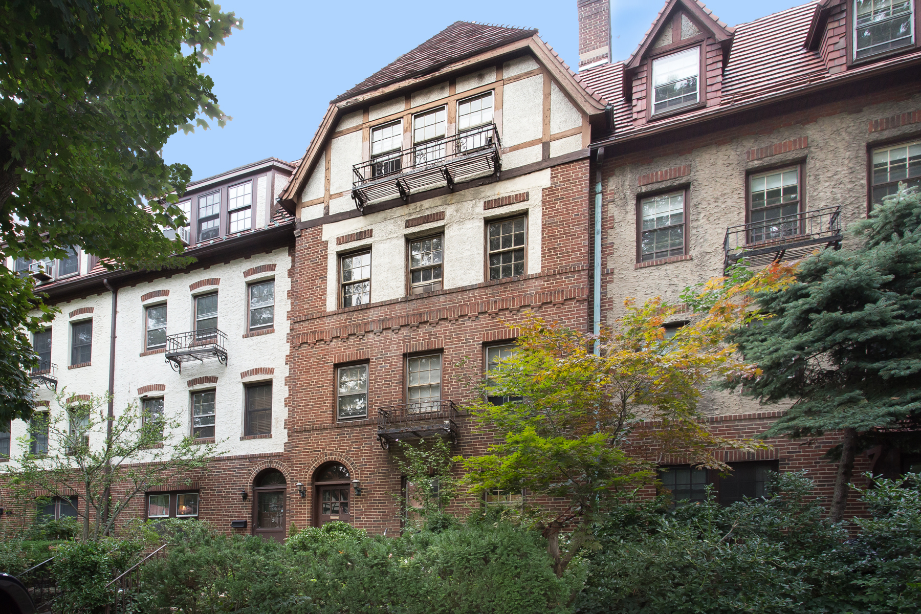 """Multi-Family Home for Sale at """"PRIME INVESTMENT 2 FAMILY"""" 166 Burns Street, Forest Hills Gardens, Forest Hills, New York 11375 United States"""