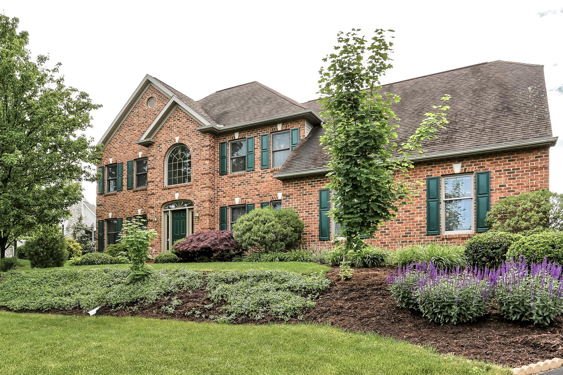 Maison unifamiliale pour l Vente à 58 Old English Lane Elizabethtown, Pennsylvanie 17022 États-Unis
