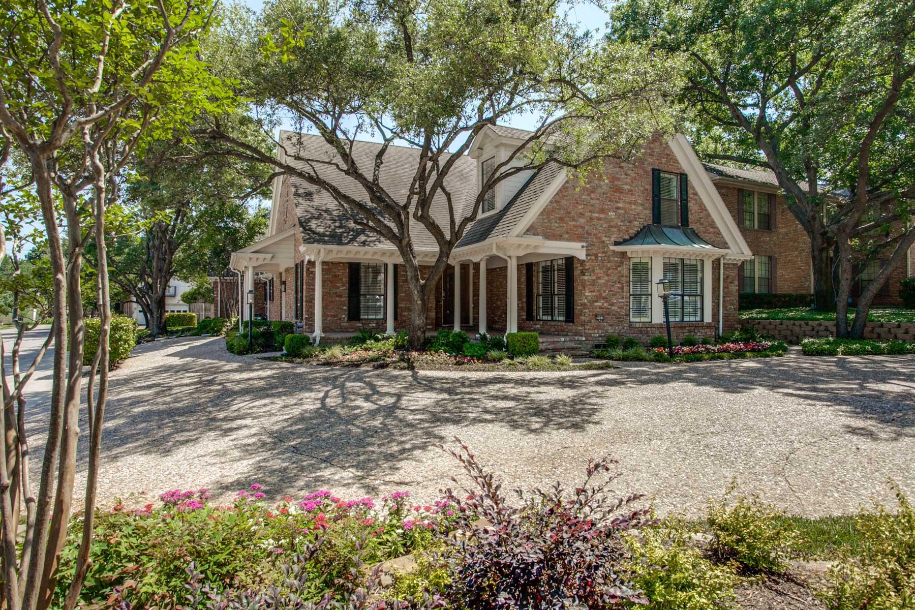 独户住宅 为 销售 在 Room to Grow 2901 Daniel Avenue 达拉斯, 得克萨斯州, 75205 美国