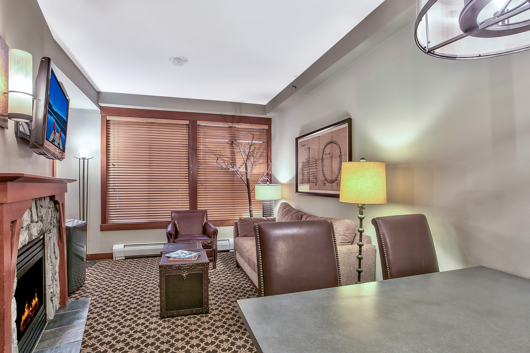 Additional photo for property listing at 1750 Village East Road # 5-220  Olympic Valley, California 96146 United States