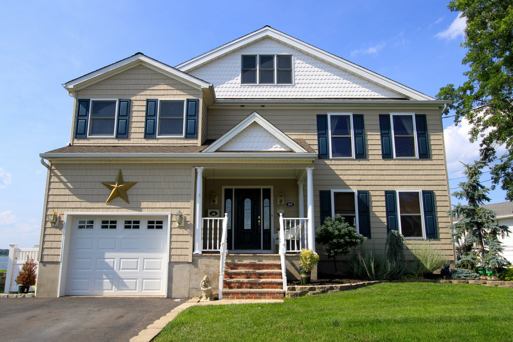 Single Family Home for Sale at Lifestyle on the Shrewsbury River 89 Cayuga Ave. Oceanport, New Jersey 07757 United States