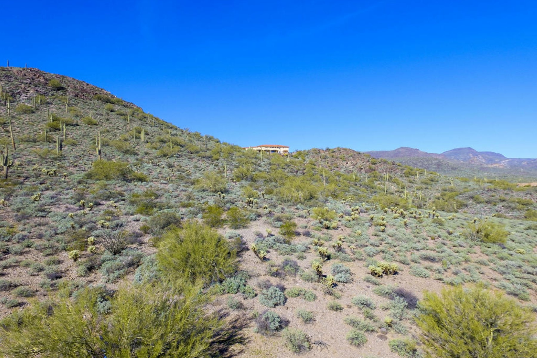 sales property at Spectacular Estate Lot nestled up high on the North Mountain