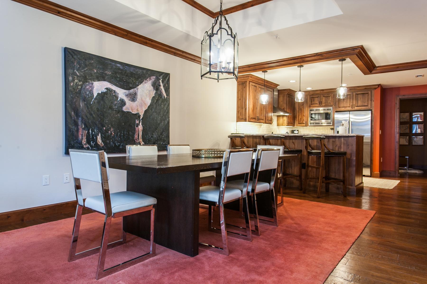 Condomínio para Venda às Ritz Carlton Residences, Vail 728 West Lionshead Circle #7 Lionshead, Vail, Colorado, 81657 Estados Unidos