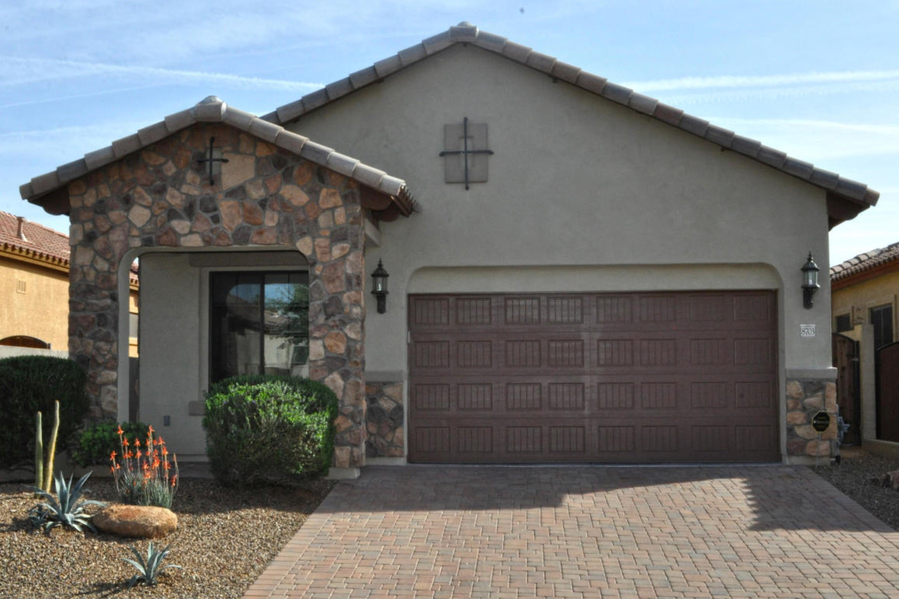sales property at Resort-style living in mountain bridge gated community