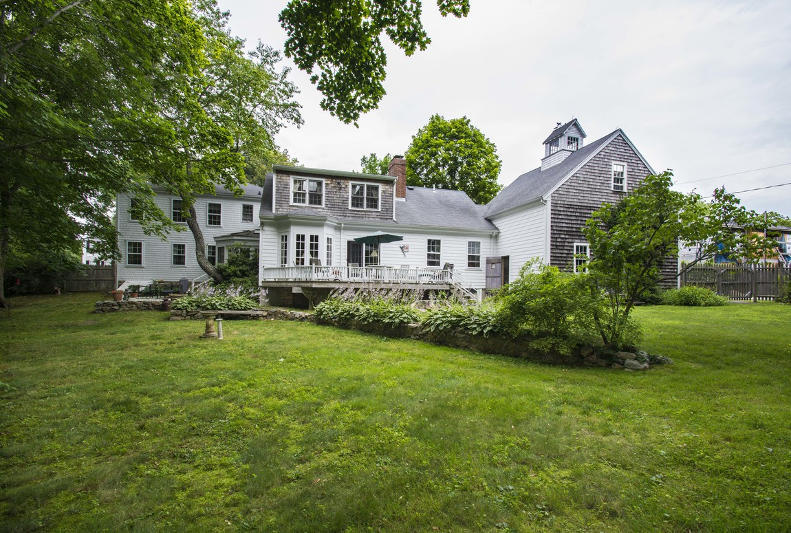 sales property at Duxbury Village Colonial