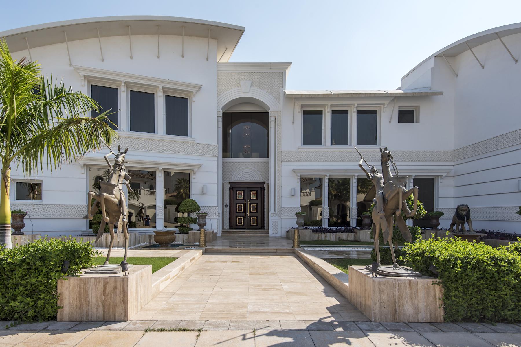 一戸建て のために 売買 アット Grand Beachfront Villa Dubai, アラブ首長国連邦