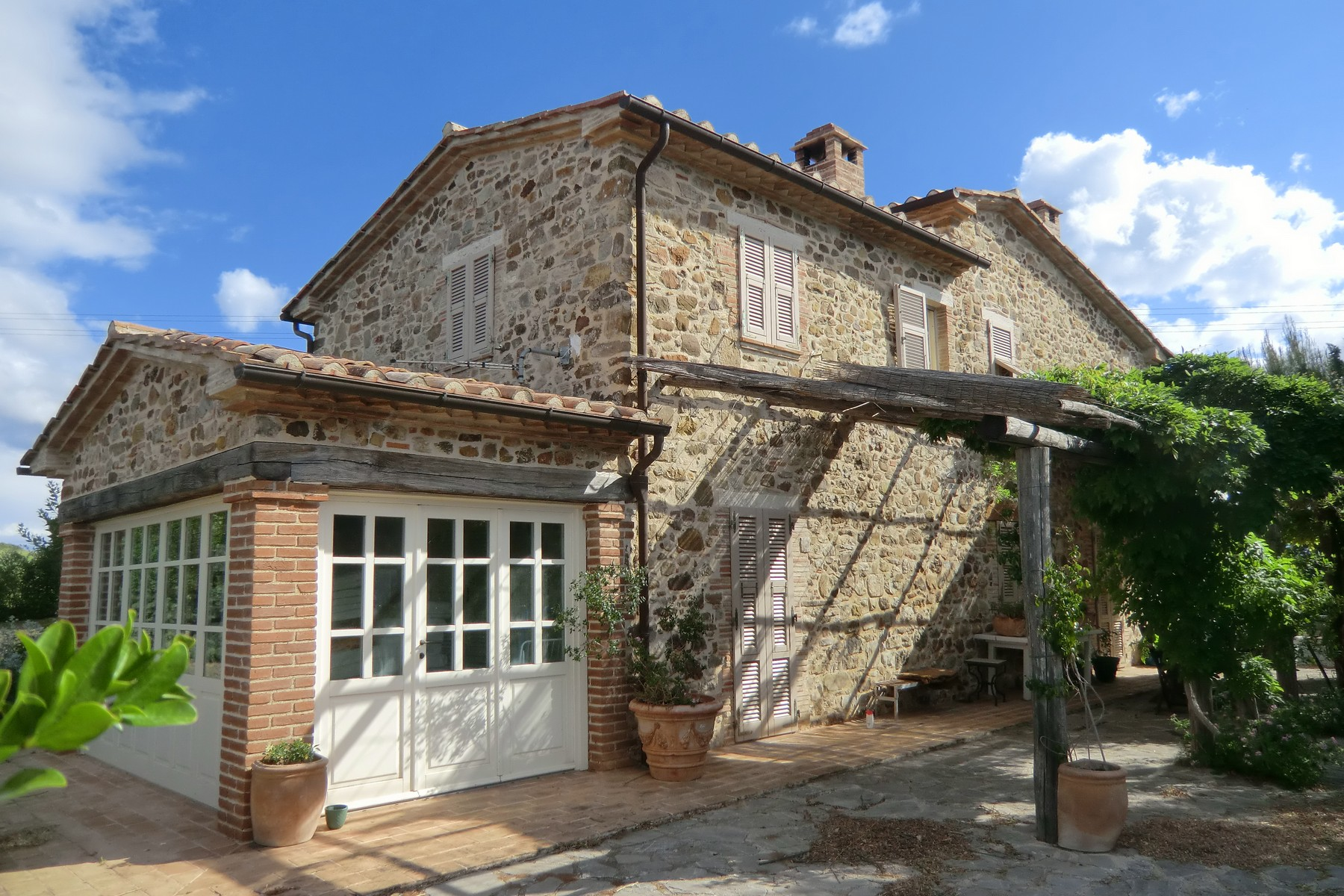 Single Family Home for Sale at Typical Tuscan farmhouse in the hearth of the Maremma Saturnia, Grosseto 58014 Italy