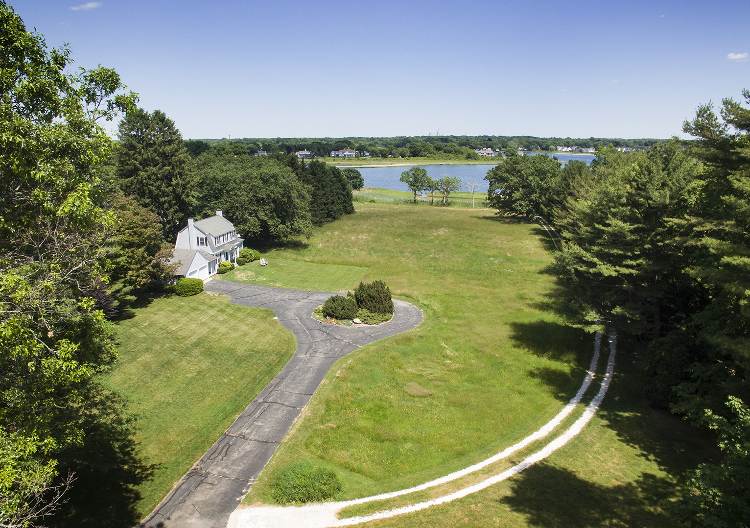 Terreno por un Venta en Rumstick Point Waterfront 280 Rumstick Road Barrington, Rhode Island 02806 Estados Unidos