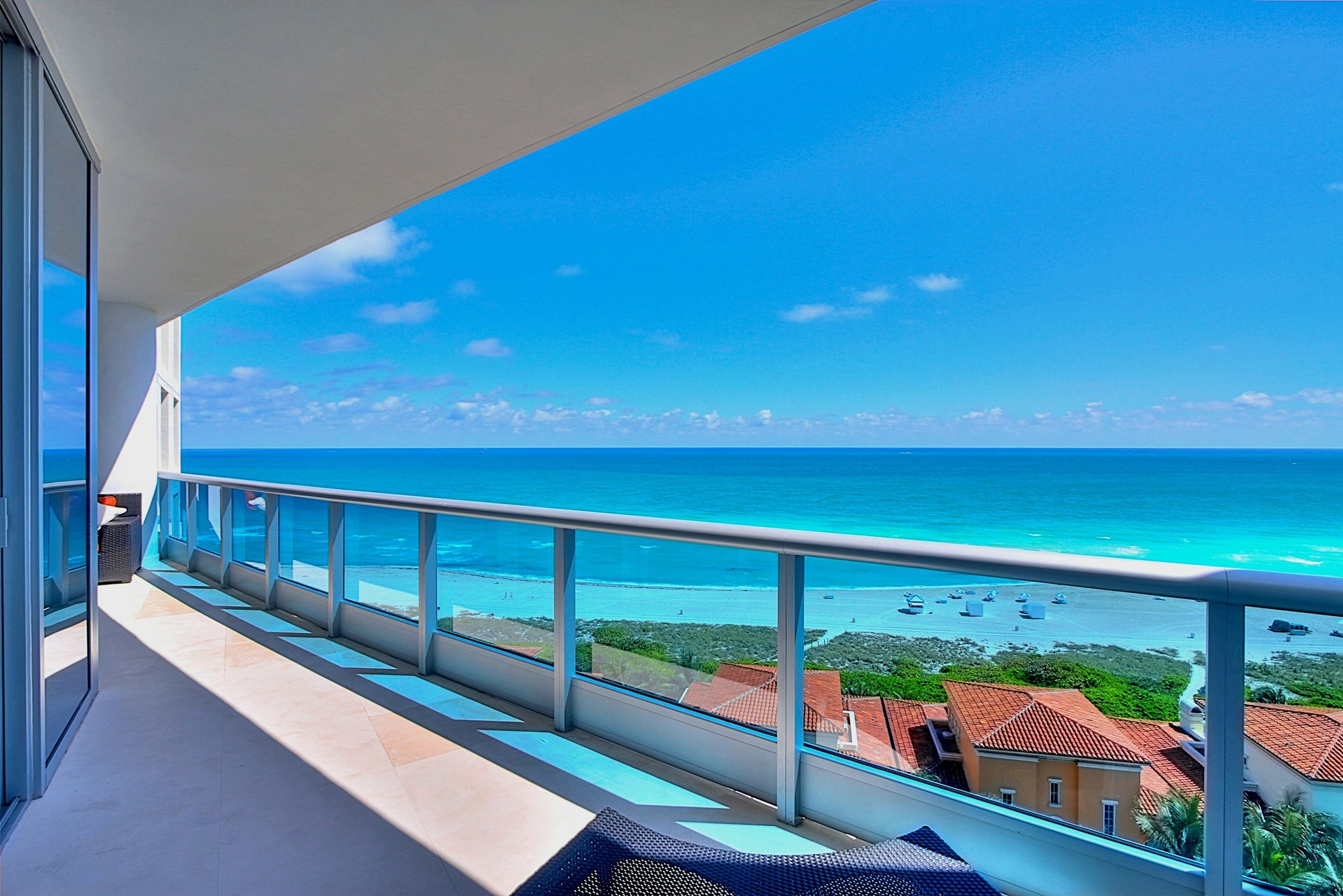 Condominium for Sale at 5959 Collins Ave 1203 5959 Collins Ave #1203 Miami Beach, Florida 33140 United States