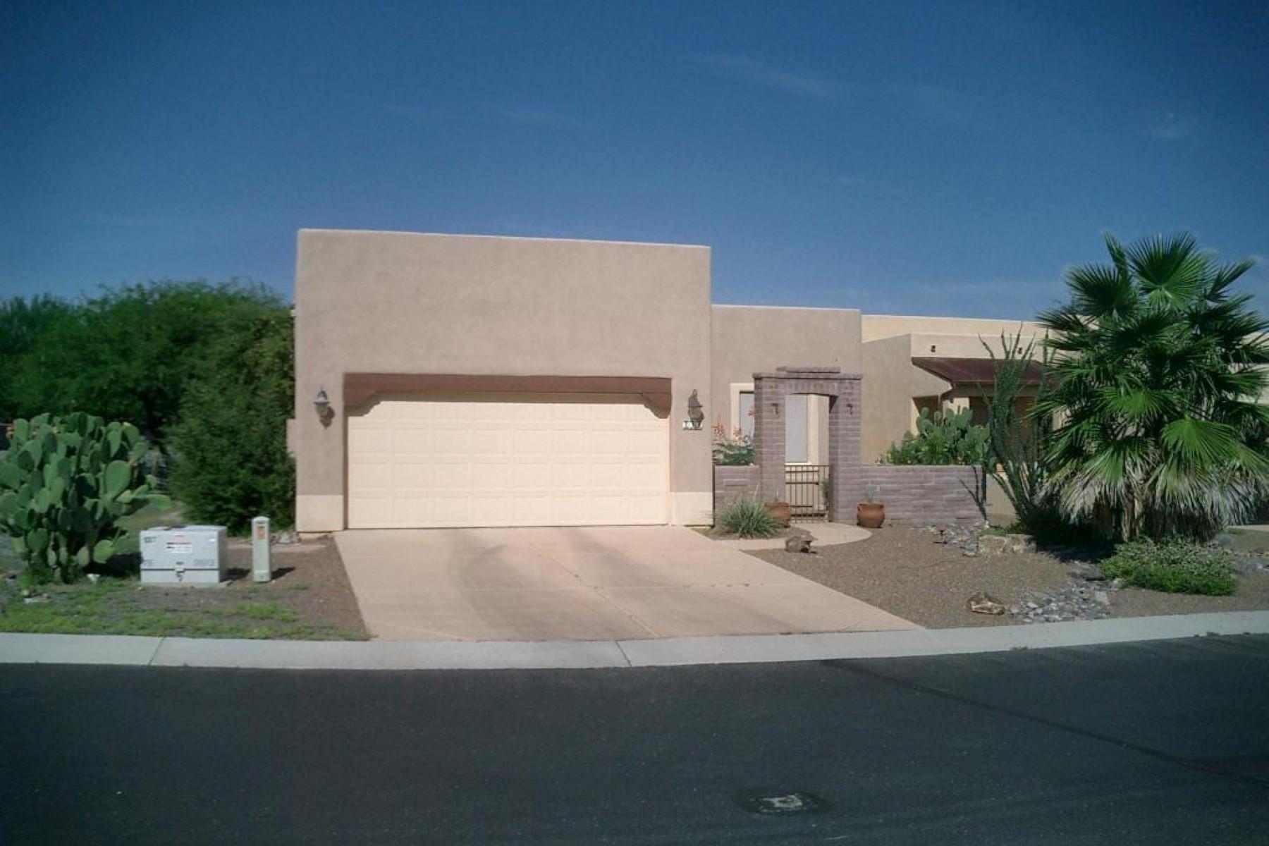Single Family Home for Sale at Beautiful St. Francis Patio home 241 Market Tubac, Arizona, 85646 United States