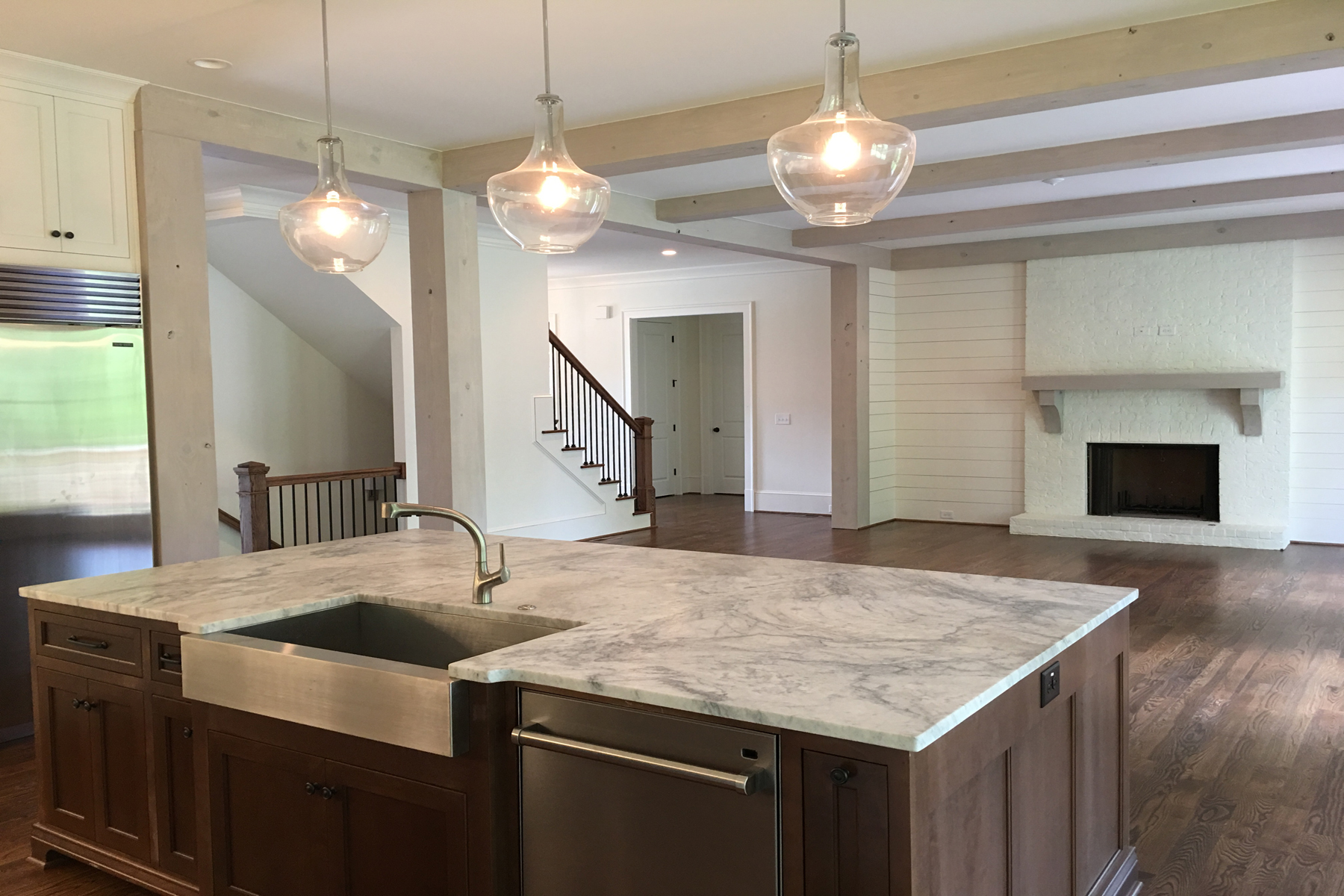 Additional photo for property listing at Amazing New Construction With Walkout Backyard And Attention To Detail 512 Ivy Preserve Court Atlanta, Geórgia 30342 Estados Unidos