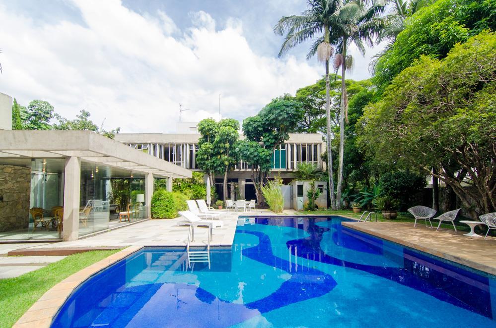 단독 가정 주택 용 매매 에 Refined House Rua Italia Sao Paulo, 상파울로, 01449020 브라질