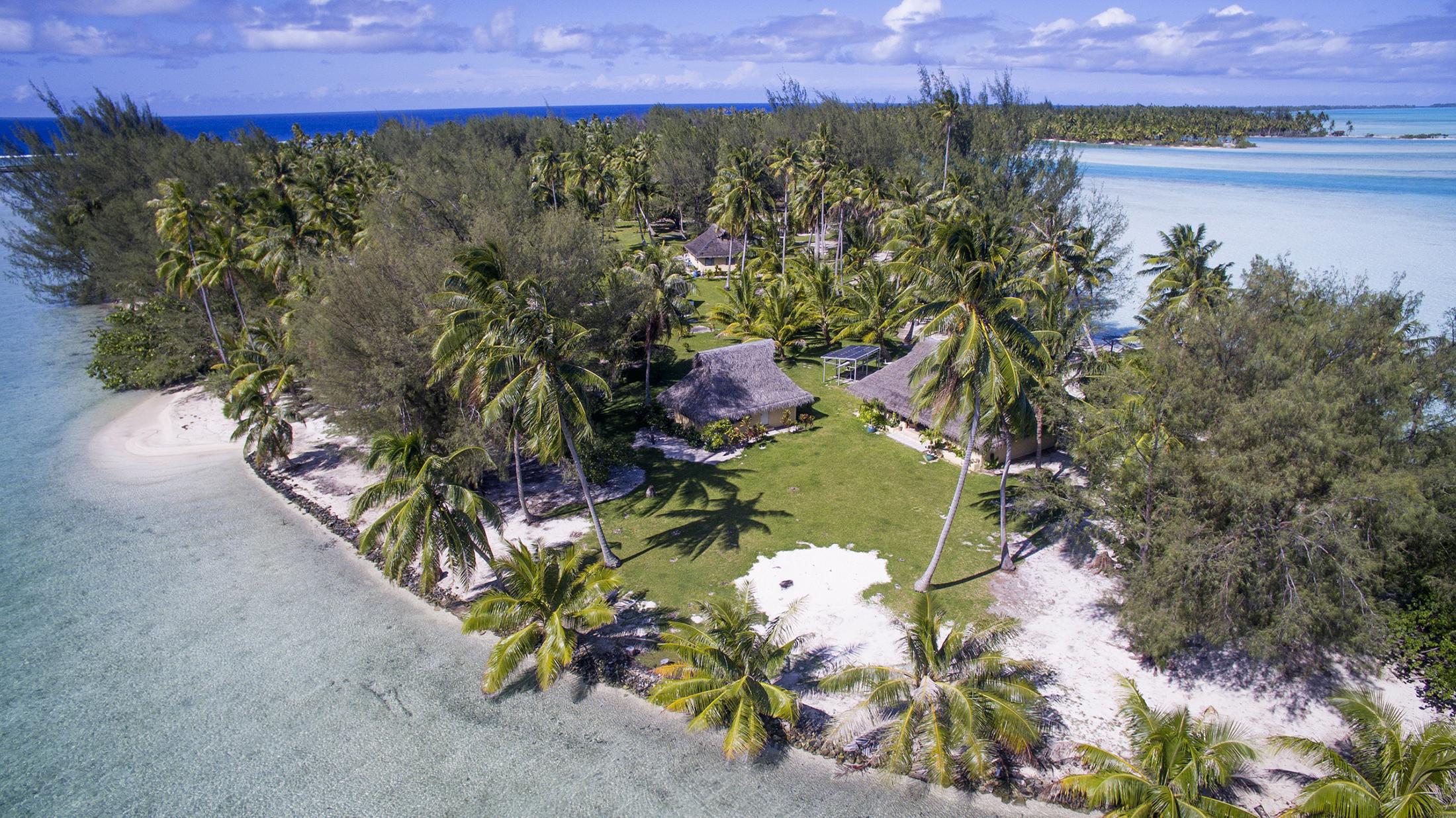 Private Insel für Verkauf beim Private island paradise Other French Polynesia, French Polynesia