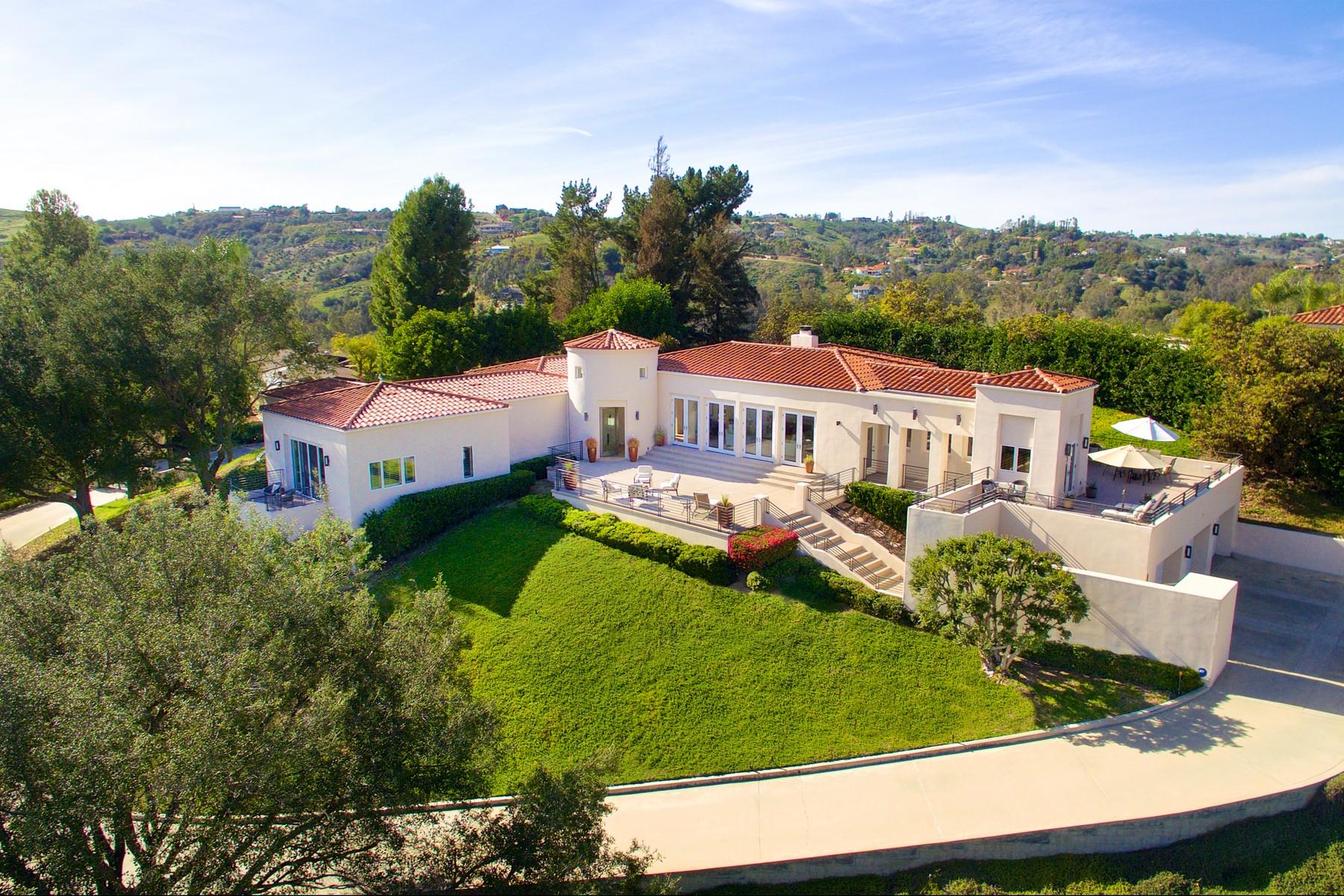 一戸建て のために 売買 アット 3007 Via del Cielo Fallbrook, カリフォルニア, 92028 アメリカ合衆国