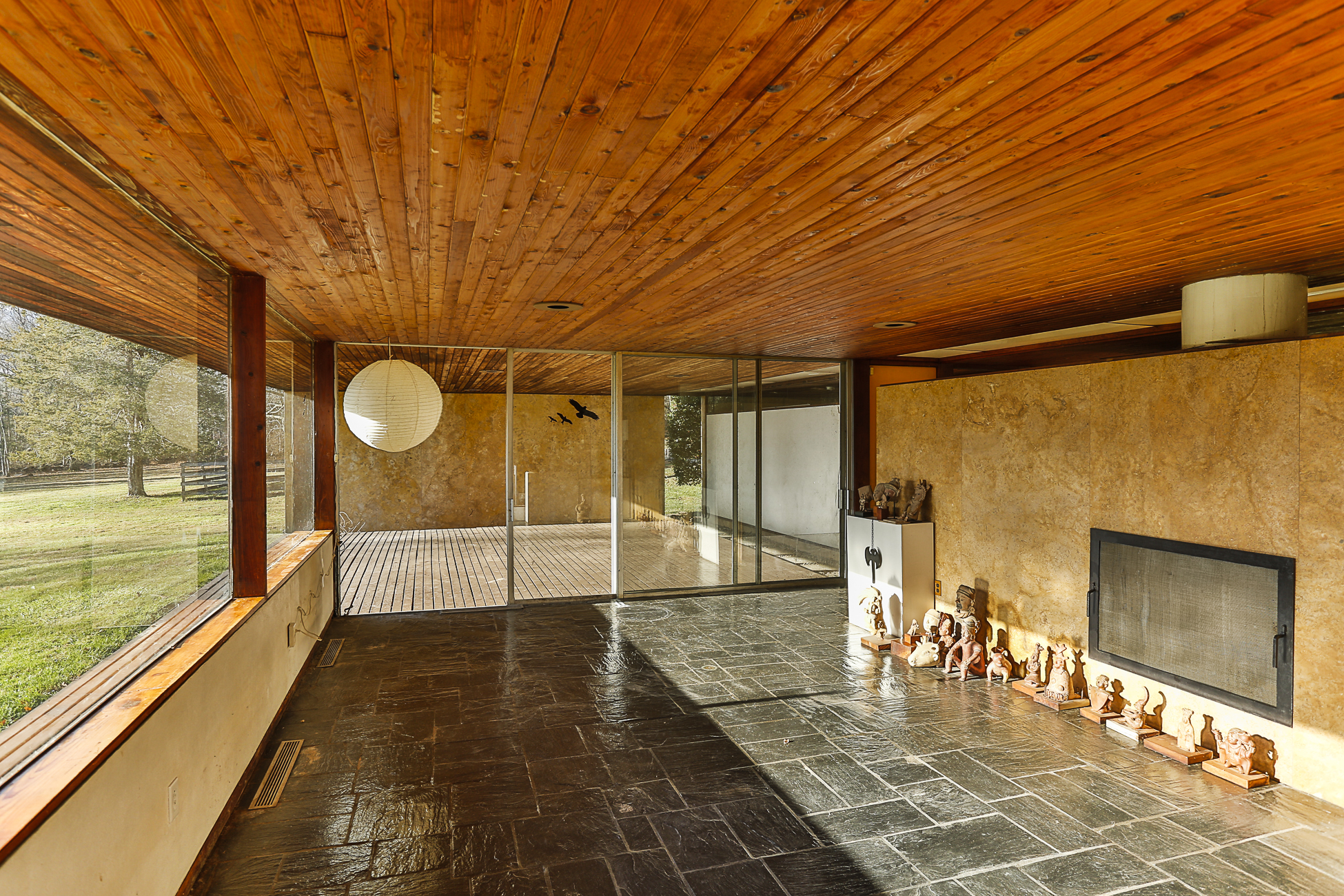 Additional photo for property listing at A Spectacular Setting 206 Hopewell Amwell Road 霍普维尔, 新泽西州 08525 美国