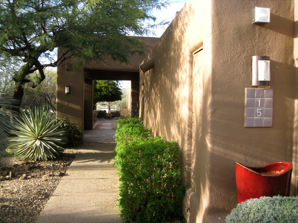 Townhouse for Sale at Gorgeous Skyranch Townhome 8502 E CAVE CREEK RD Carefree, Arizona 85377 United States