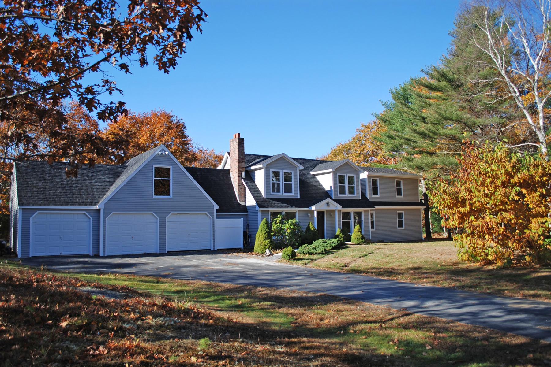 独户住宅 为 销售 在 Rock Ledge Drive 25 Rock Ledge Drive 非普斯堡, 缅因州 04562 美国
