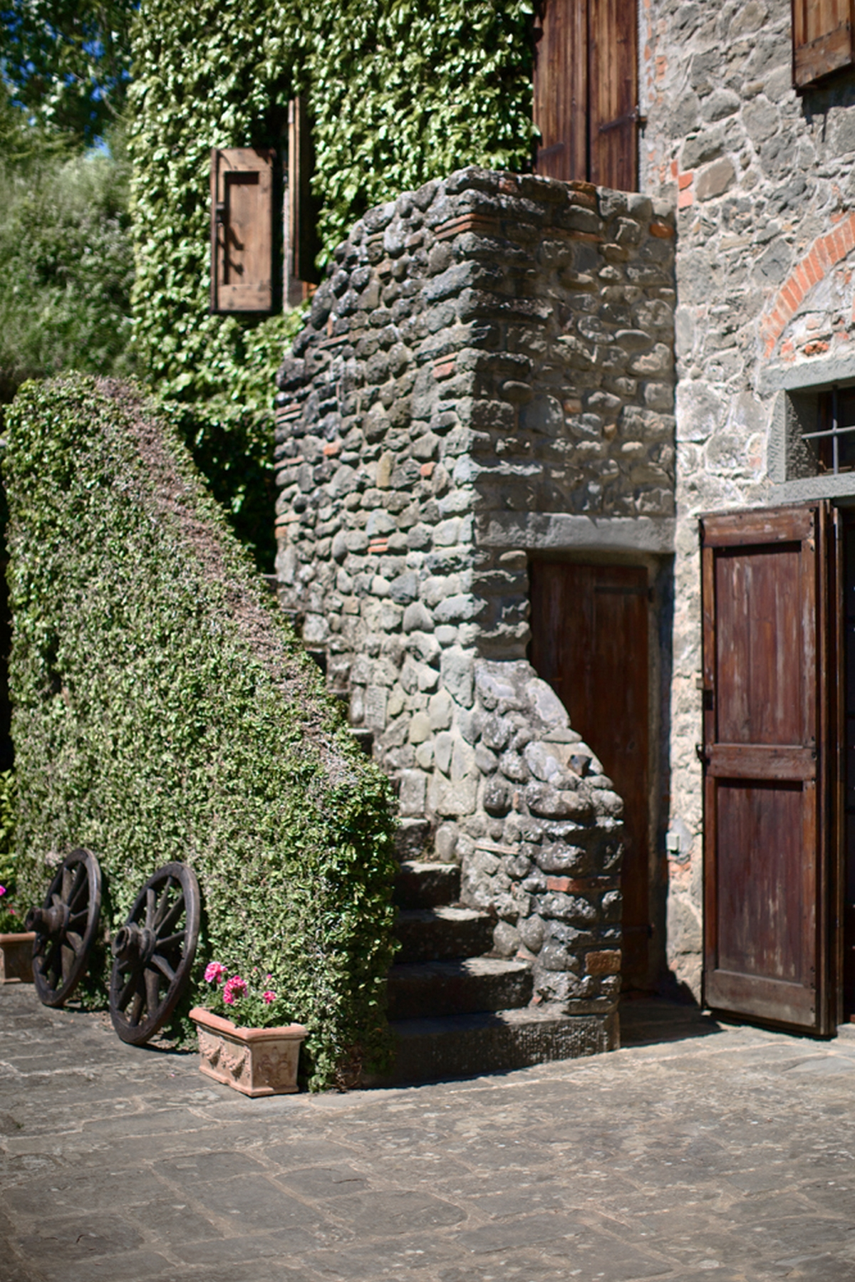 Additional photo for property listing at 15th century stone watermill Reggello Reggello, Florence 50066 Italie