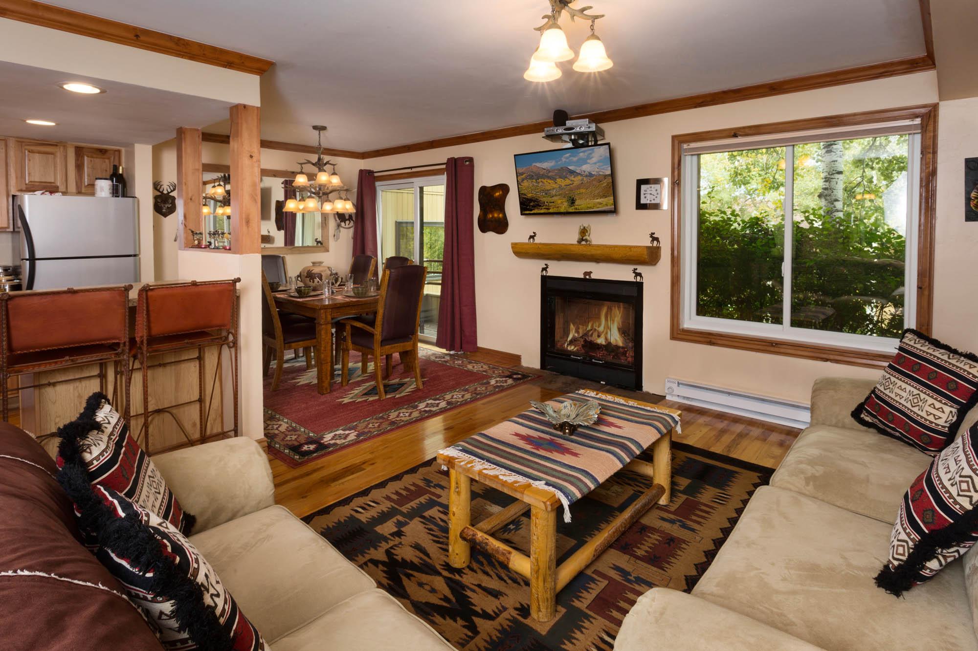 Condominium for Sale at Seasons 4 Unit: 193 55 Lower Woodbridge Road Unit #193 Snowmass Village, Colorado 81615 United States