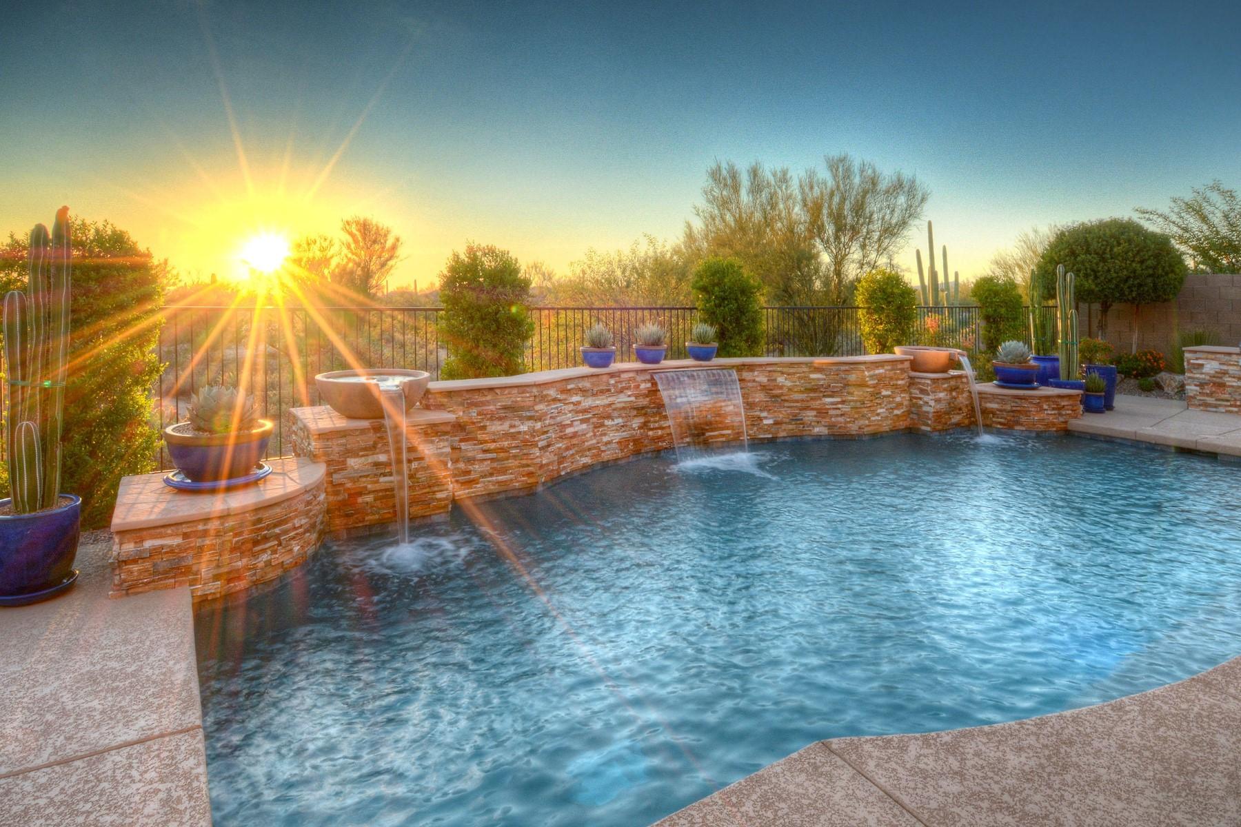 Property For Sale at Desert elegance, wonderful sw contemporary design