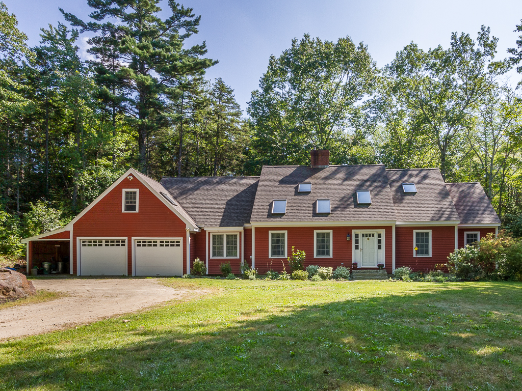 Single Family Home for Sale at 73 Legrand Drive Camden, Maine, 04843 United States