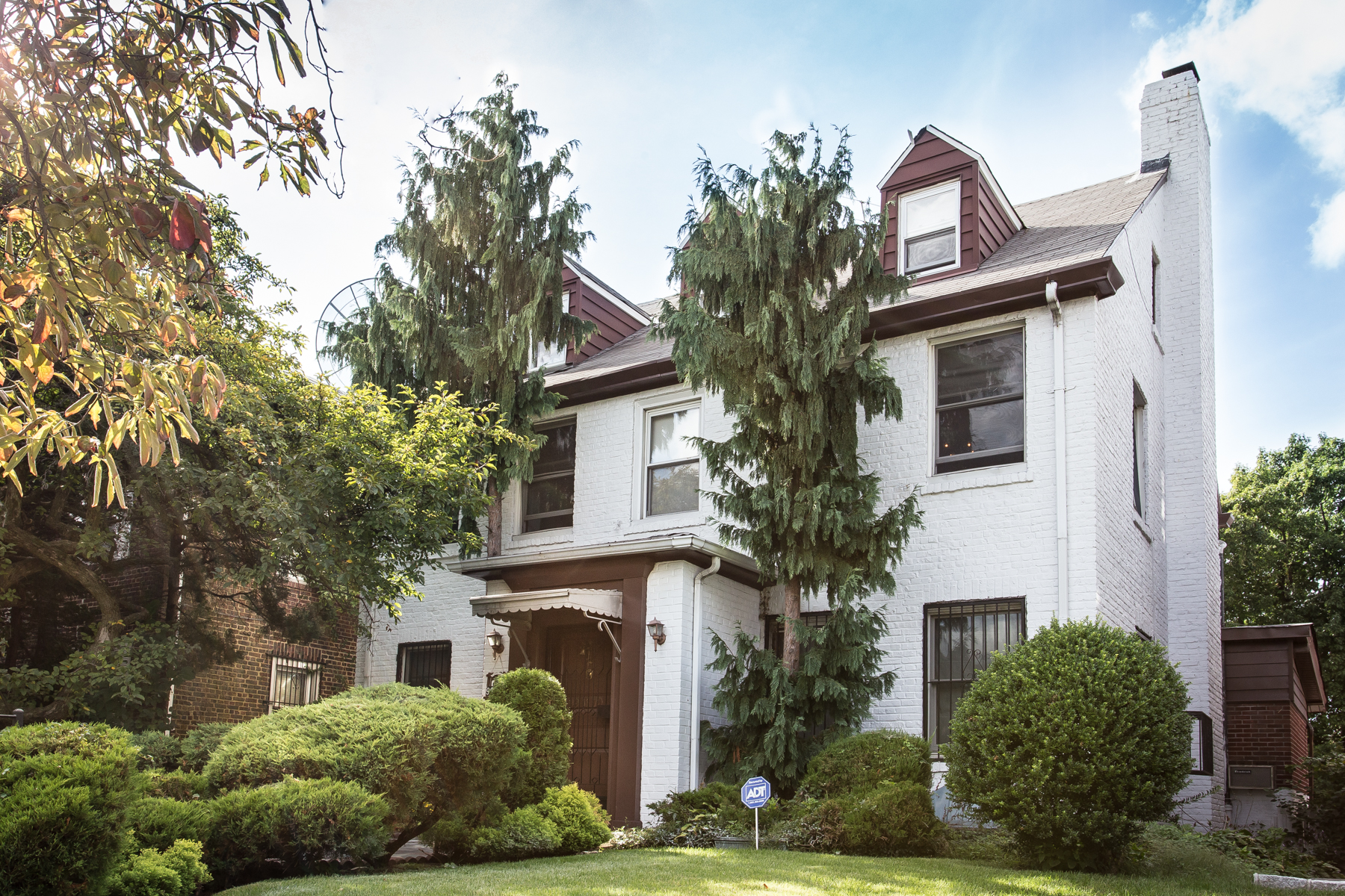 """Single Family Home for Sale at """"CHARMING DETACHED COLONIAL IN GARDENS VICINITY"""" 99-11 70 Avenue, Forest Hills, New York 11375 United States"""