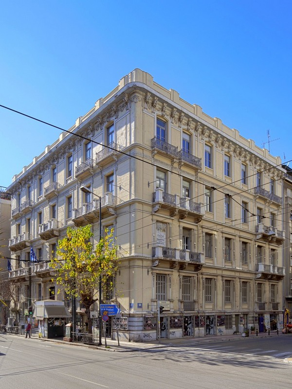 Property Of Neoclassical Building
