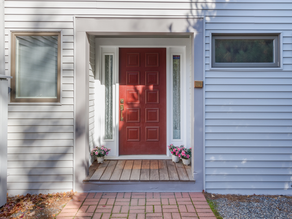 Single Family Home for Sale at Popplestone Condos 27B Harbor Drive Northeast Harbor Mount Desert, Maine, 04662 United States
