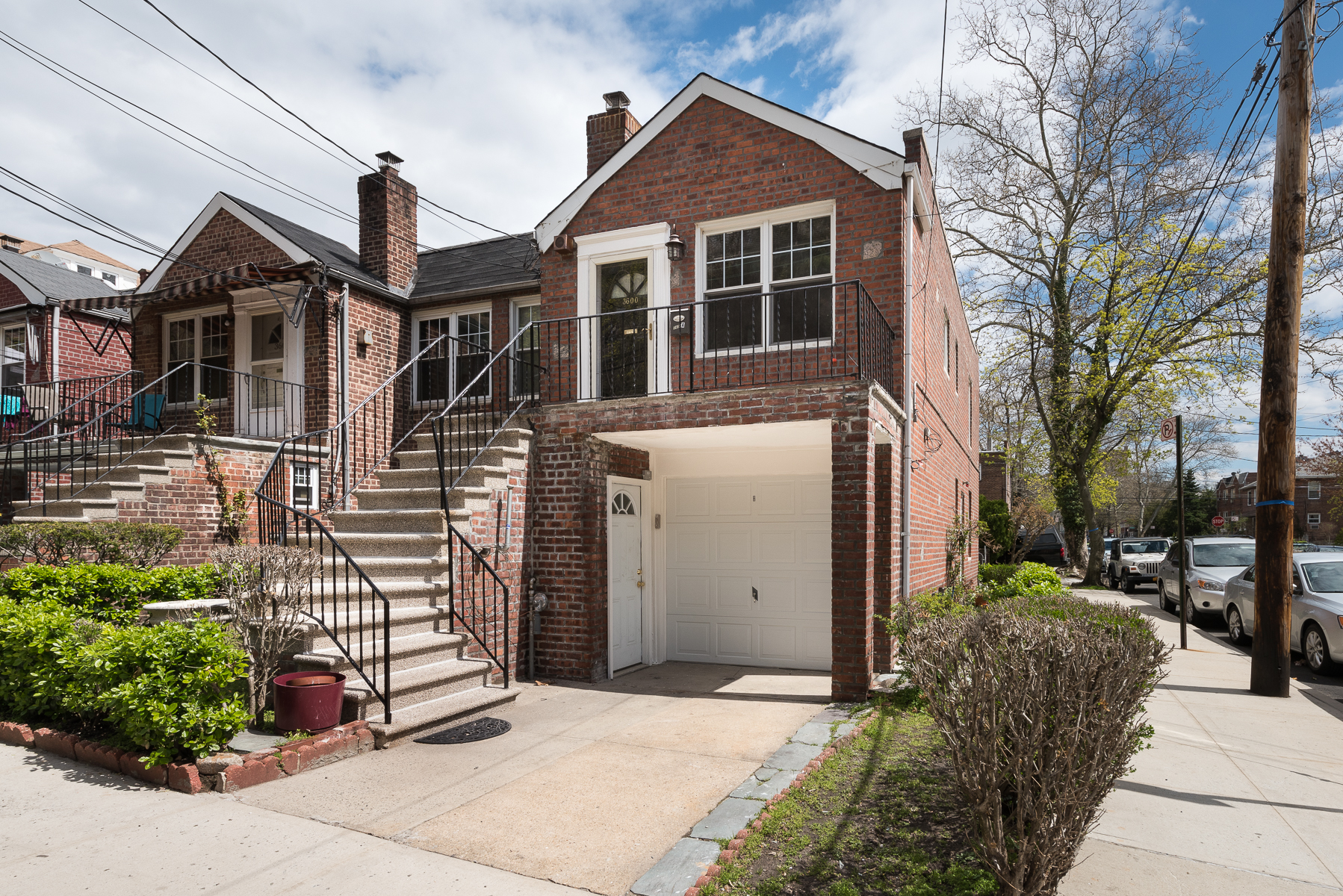 Multi-Family Home for Sale at 2-Family Corner Brick House 3600 Irwin Avenue Kingsbridge, Bronx, New York 10463 United States