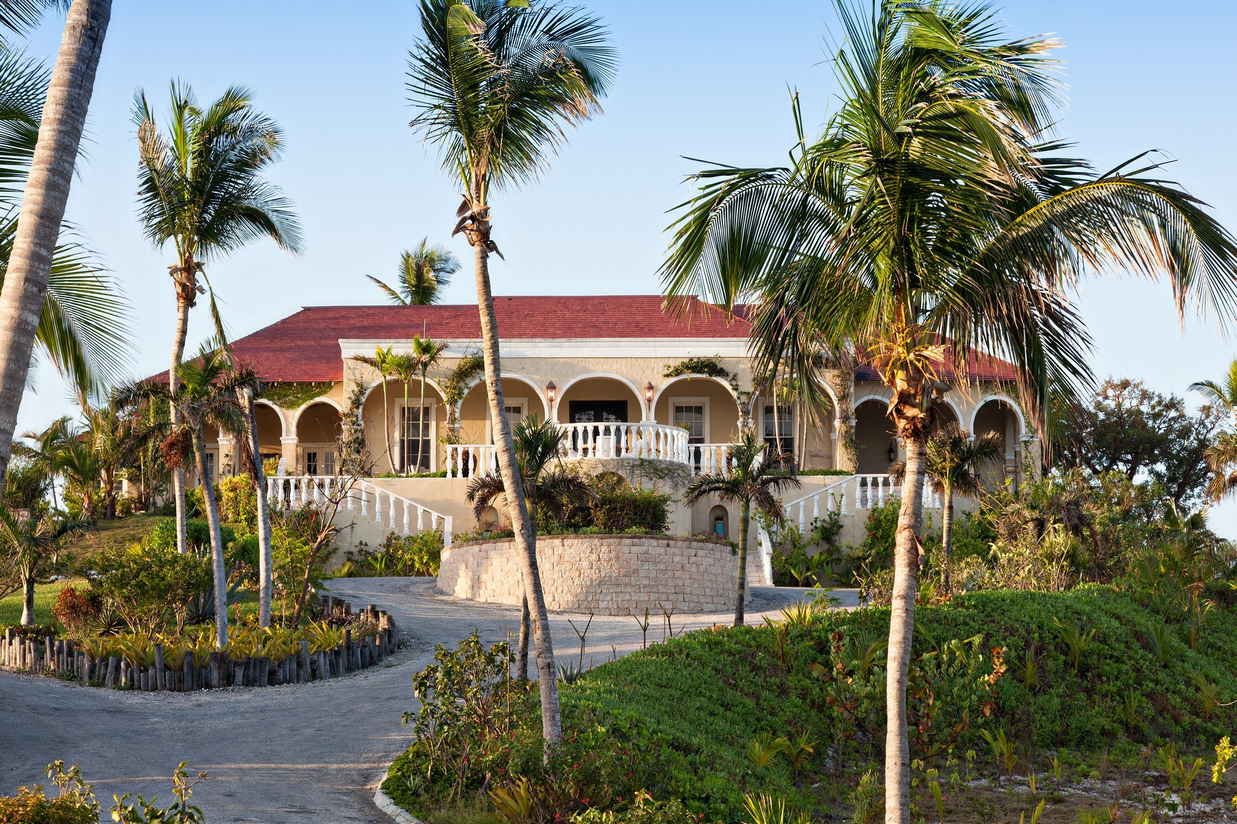 Unicorn Cay Beachfront Estate