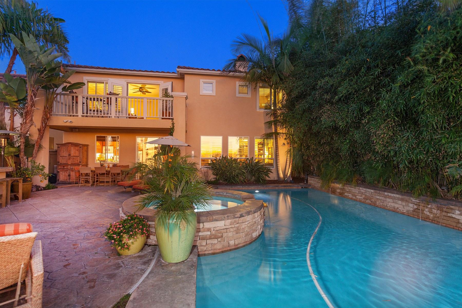 一戸建て のために 売買 アット Sansonnet 11416 Fairwind Court San Diego, カリフォルニア 92130 アメリカ合衆国