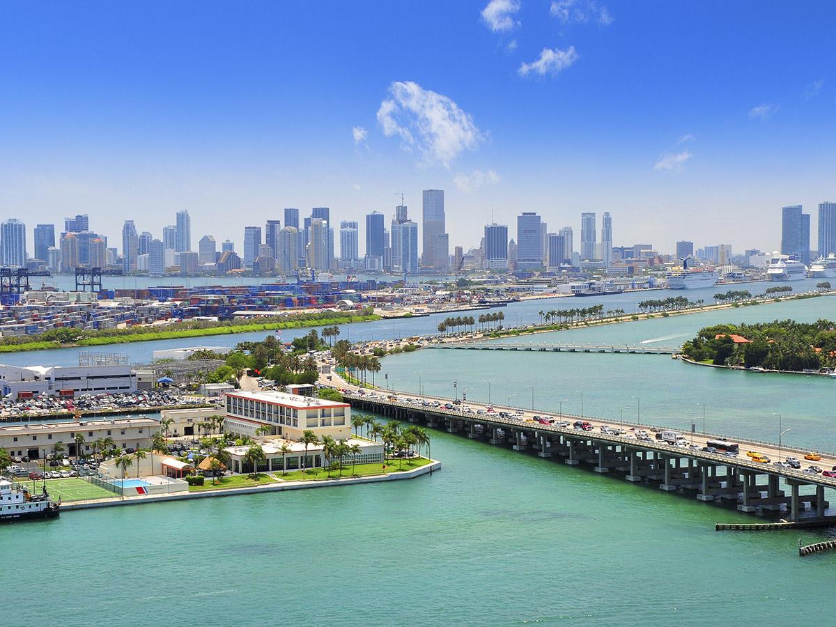 Condominium for Sale at Murano Grande 2804 400 Alton Road Apt 2804 Miami Beach, Florida 98 United States