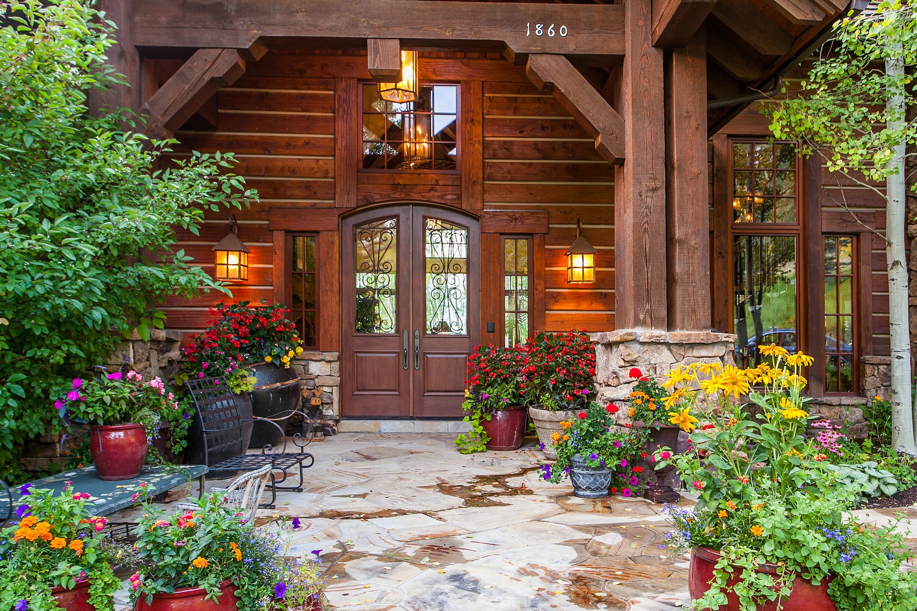 Casa Unifamiliar por un Venta en 1860 Cresta Road Arrowhead, Edwards, Colorado 81632 Estados Unidos