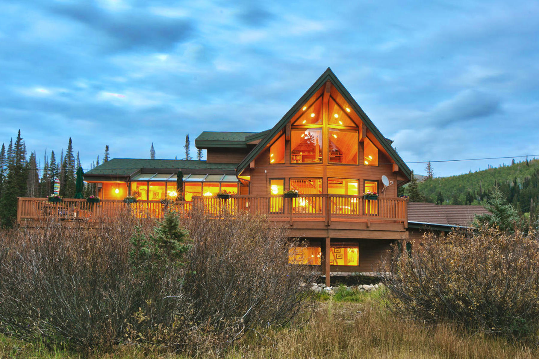 Property For Sale at Spectacular Year Round Luxury Ski Home