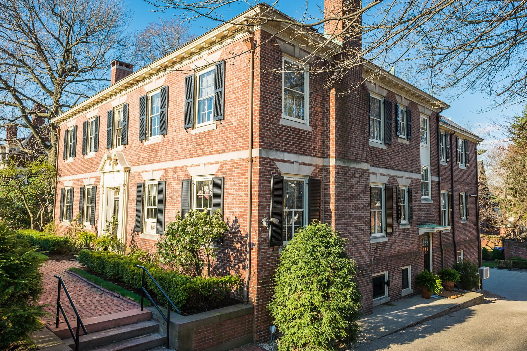 Villa per Vendita alle ore 156 Hope Street College Hill, Providence, Rhode Island 02906 Stati Uniti