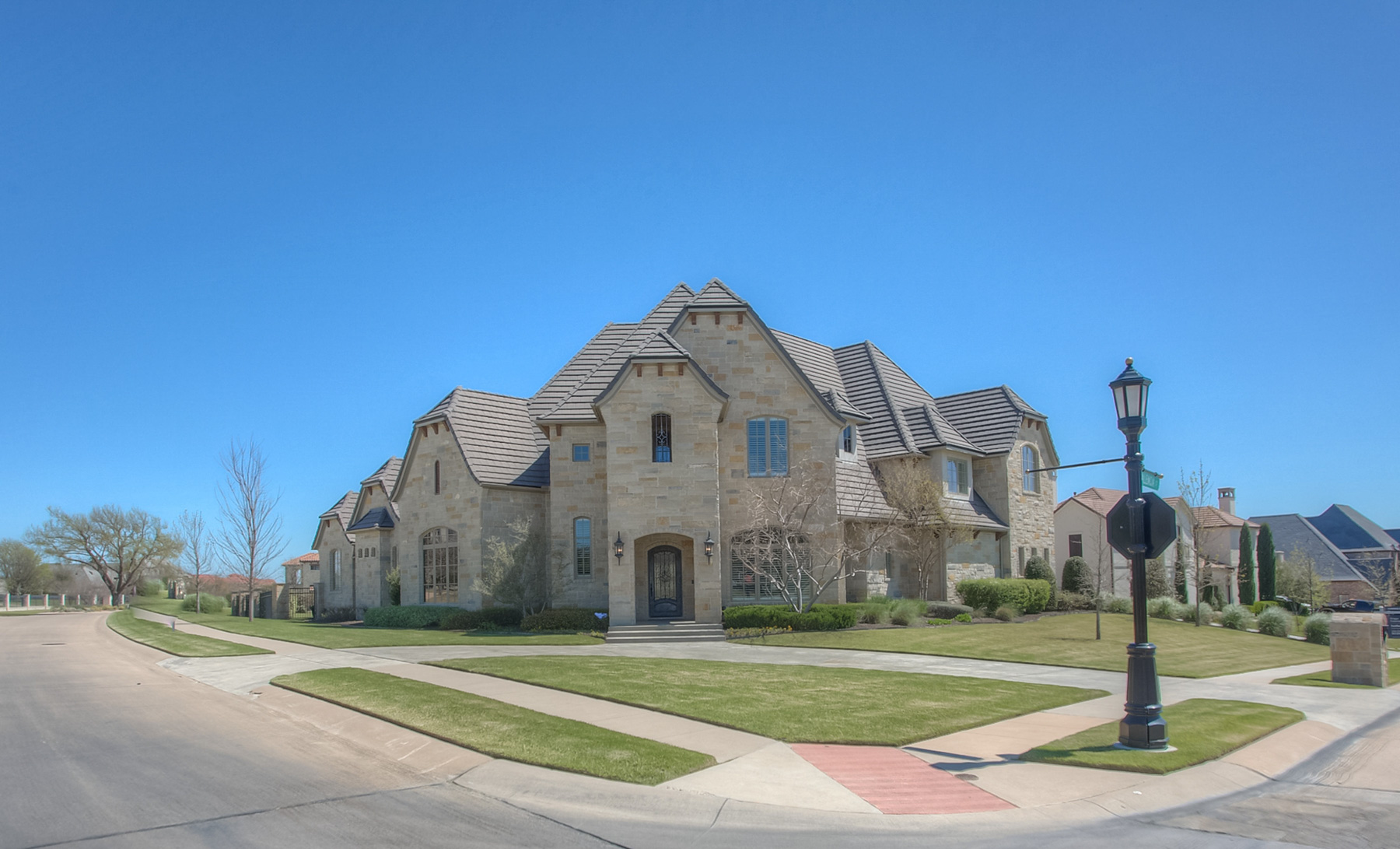 Single Family Home for Sale at Montserrat, Traditional 4601 Palencia Drive Fort Worth, Texas, 76126 United States