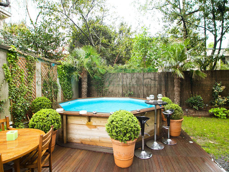 Property Of Duplex with garden- Maurice Barres