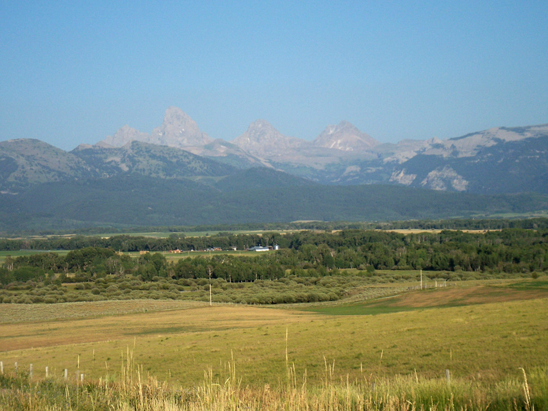 Земля для того Продажа на 240 Acres with Teton Views 7000 North 2200 West Tetonia, Айдахо, 83452 Jackson Hole, Соединенные Штаты